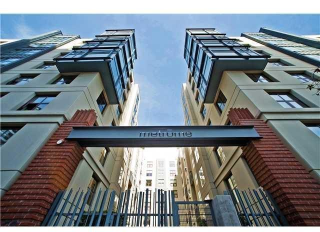 Downtown San Diego Fully Furnished Unit in the Metrome for Sale