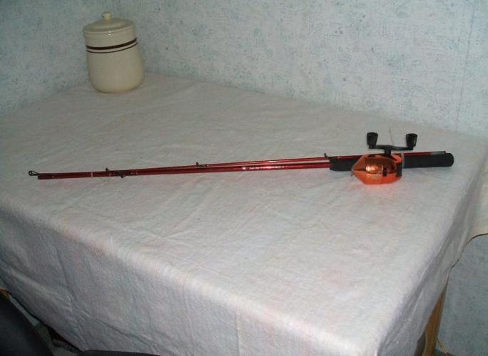 Eagle Claw Rod & Reel (New)