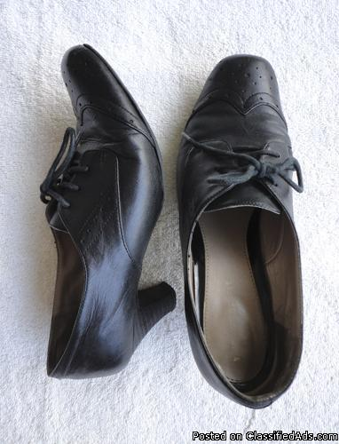 Easy Spirit womens oxford leather