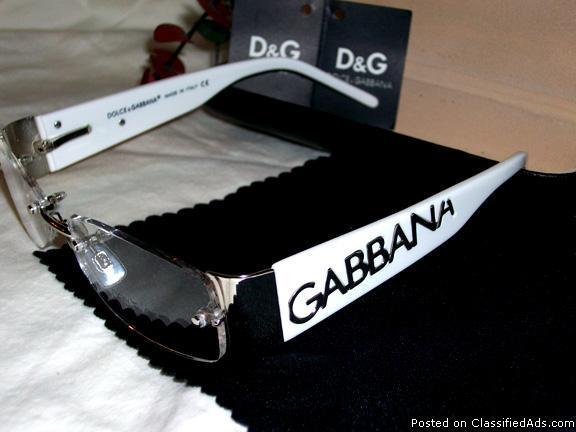 favorite this post Brand New Dolce & Gabbana Unisex Glasses