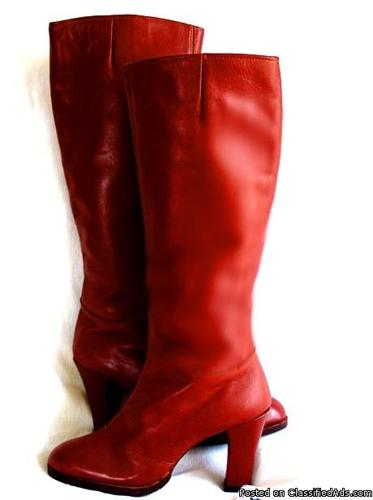 favorite this post Brand New Ladies (Women's) EU Hand-made Fashion Boots US Size 8