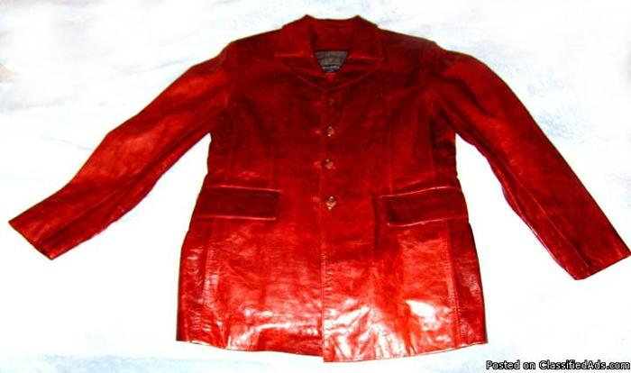 favorite this post Brand New Ladies (Women's) Fashion Genuine Leather Jacket Size (M)