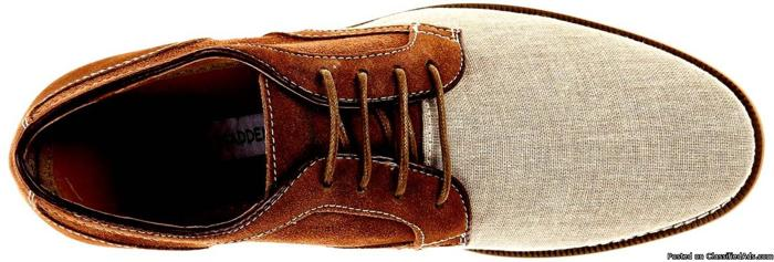 favorite this post Brand New Men's Fashion Suede/Canvas Shoes US Size 9 M