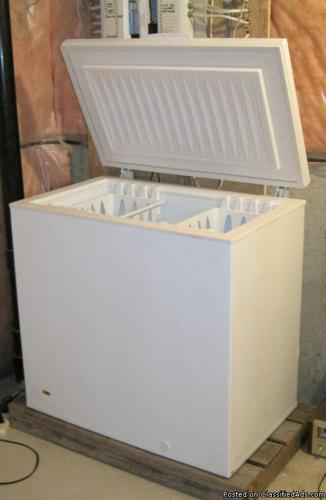 Fridgidaire apartment size freezer - Price: $150.00