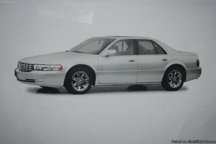GREAT 2002 CADILLAC SLS