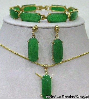 Green Jade Set