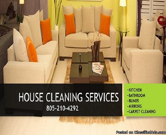 HOUSE CLEANING/Maid Services ((la,sfv,ventura)