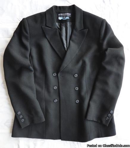 Kasper & Company black blazer