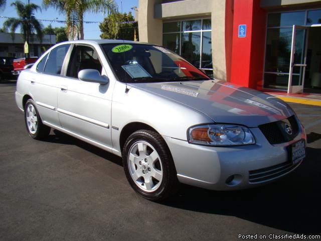 Loaded 2006 Nissan Sentra! - Price: CALL