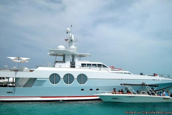 Looking for mega yacht charter in Miami?