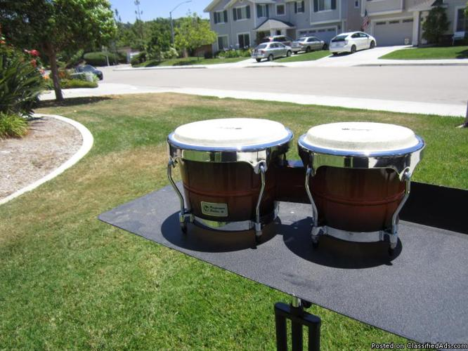 LP Bongo Drums - Price: $50.00
