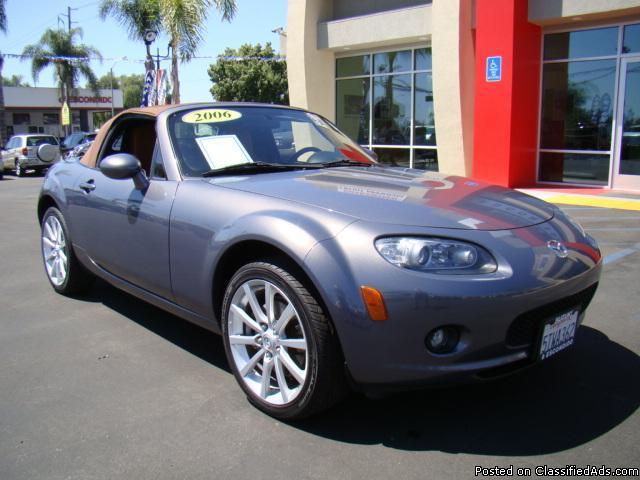 Mint 2006 Mazda Miata Convertible - Loaded! - Price: call