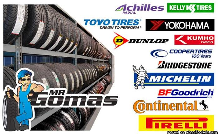 Used Tires Orlando >> Mr Gomas New And Used Tire Sale For Sale In Orlando Florida
