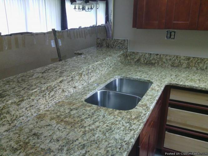 RESTORE YOUR GRANITE COUNTER TOPS