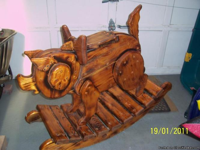 Rocking Pig - Price: $99
