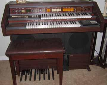 Schafer and Sons Automaestro Organ - Price: $150.00 or Best