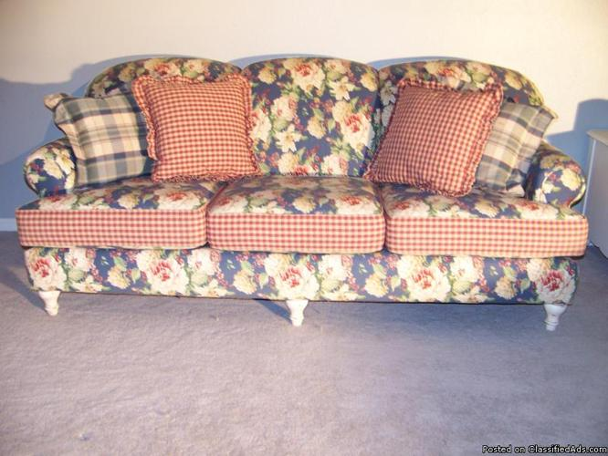 Smith Brothers Sofa And Chair Price 900 00