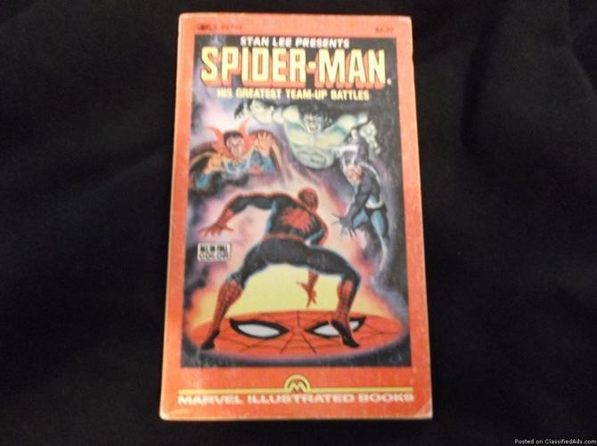 SPIDER-MAN GREATEST TEAM-UP BATTLES * 1981