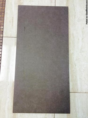 Studio Ash Grey Matte 12x24 Tile --- 560 sq ft --- $3.95 sq ft -- NEED TO SELL ASAP