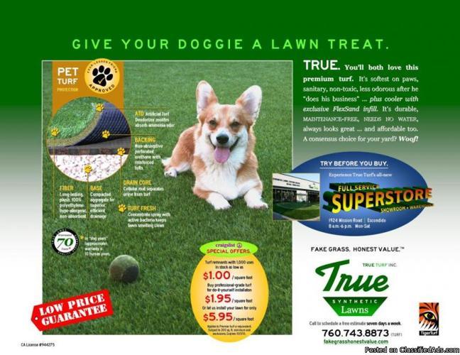 Super Sale On Artificial Grass