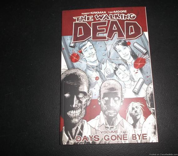The Walking Dead Trade Paperback * Volume One * Kirkman & Moore * NM-