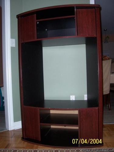 TV Entertainment Centre - Price: $75.00 obo