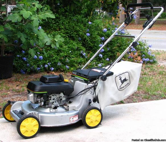 Twin Commercial John Deere 14se Mowers Price 600