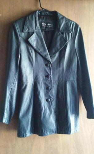 Wilson Leather Jacket for Woman