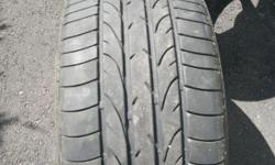 2- 275/40 R18.  2-245/45 R17   40-50% rubber, make great Rat rod wheels. call. 218 879-4063 or 218 390-4521.
