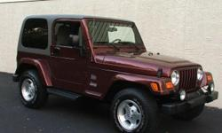 My price is $ 2900. I'm selling 03 Jeep Wrangler Sahara Great JEEP. Good interior. Aftermarket Sony xplod stereo. Runs great. Great air condition. Great interior.