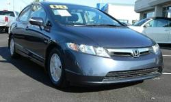 2008 Honda Civic Hybrid with 73,242 miles. Has an automatic transmission and is a one owner vehicle. Carfax available upon request, Make an offer Today! If interested, please email or contact by call or text at (317)445-8157
