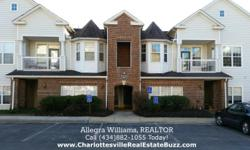 1005 Weybridge Court #206 | Charlottesville, Virginia 22911 Call Allegra Williams at (434)882-1055 Today! Property Details: 1 Bedroom 1 Bath 787 Finished Square Feet Walk In Level Condo with No Steps Community Amenities Include aClubhouse, Pool,