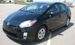 We have a very nice, 2010 Toyota Prius with synergy drive. 137,000 miles. Lots of features, including Loaded Audio, Bluetooth, Navigation, and Rear Parking Assist. All power, with fold-flat back row seating/ and a large hatch. Clean and ready to take you