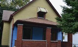 House is located at 1126 N Hamilton Ave, 4 bedrooms, 1 1/2 baths, 1842SF, laundry room, basement, new paint, barn..., near Windsor Park and Woodruff Place. The house is currently occuppied by tenants with $995 / a month, good investment.