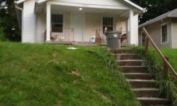 House is located at 1241 W 33rd St, Indianapolis, IN 46208, 2 bedrooms, 1 bath, 750SF, basement,huge 440SFdetached garage with attic. You can built a bedroom in the basement.The house is accuppied by tenants with $650 / a month.