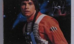 """Moving to Peru, everything must go. This is a 12"""" Luke Skywalker in X-Wing Gear from the Star Wars Collector Series in 1996. In mint condition and the box has very minor wear."""
