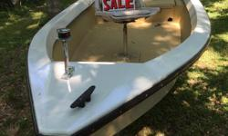 Really nice all around fishing and hunting boat.