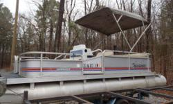 18ft Sweetwater with 28hp Johnson. Short term Layaway available with no credit check. Most boats we require $500.00 down. We will go up to 3 months in the spring/summer and up to 6 months in the fall/winter. We also offer upgrades such as new or