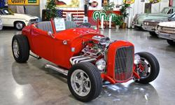Passing Lane Motors, LLC, St. Louis's Premier Classic Car Dealer, is pleased to offer this 1929 Essex Roadster for sale!  Highlights include: 327 700 R4 4-speed automatic Transmission with overdrive Ford 9 inch rear end 4 barrel carb coil