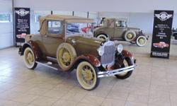 1929 Ford Model A. Please call or email for details