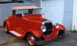 351 Cleveland With 1200 Miles On It, Engine Completely Gone Thru, Transmission Rebuilt With Shift Kit, 9 Inch Ford Rear End, Auto, Garage Kept, No Smoke https://www.cacars.com/Car/Ford/Model_A/Street_Rod_Roadster/1929_Ford_Model%20A_for_sale_1013262.html