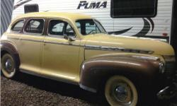 In excellent condition, Manual transmission. https://www.cacars.com/Car/Chevy/Special_Deluxe/1941_Chevy_Special%20Deluxe_for_sale_1011910.html