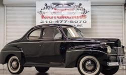 Menu Price $32950.00! I have written thousands of descriptions over the past six years since we opened this store, and I dont think I can do this car justice. Having been under hundreds of vehicles that have been restored, this one is the