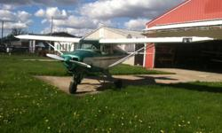 Year: 1954 Make: Piper Model: PA22-135 N Number: 8196C Serial: 22-2301 Lycoming motor 135 HP low hours A/C Total Time: 4061 Engine Time SMOH: 338 Fly?s Great New Tires ADF Sets 4 , comes with complete log books, Multiple Radio?s , King audio Panel, Brand