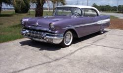1957 Pontiac Chieftain Catalina 4dr Hard Top, Orig 347 & AT, PS, PB, Professionally Restored, Iros & Ivory. Never Any Rust. Factory Heater Delete Car, Built In Atlanta& Sold New In FL. Have Over $23K In Receipts2009 & 2010. less