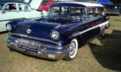 1957 Pontiac Safari Transcontinental, Orig Rebuilt 347 WithTri-Power (3x2s), & X Heads, Rebuilt AT, PS, PB, Rebuilt Front Susp, Brakes & Rear End3:23 All New Bearings & Seals, New Duel Exhaust With Flowmasters, Wonder Bar Radio, Halo