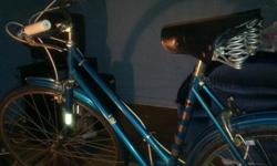 1960 AMF Hercules 26 in 3speed made in Nottingham England bike all original asking $50 for more info call mark 3174643335