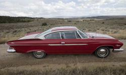 Year: 1961 Make: Dodge Model: Dart Mileage: 102,000 miles Interior Color: Red Exterior Color: red Dodge 1961 Pheonix Dart, mechanically excellent