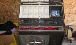 I have this 1963 AMI juke box that is for sale I' m asking $ 250 .00i it 's located in cicero IL must go ...Here is what it looks like