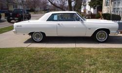 E-Mail Questions at: dannjardel@computer4u.com . This is a Frame off Restoration ;1964 chevelle Malibu SS Color Ermine White -936 Los Angeles, Van Nuys, California. built Interior: Aqua -722 (NOTE Original color was black -714 ) 327/300 hp - JR block #GM